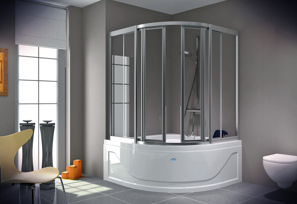 Bella Series Shower Cabinets
