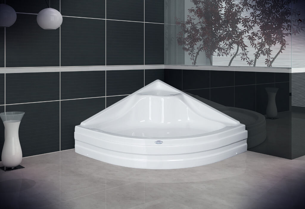 Seated Oval Shower Boats