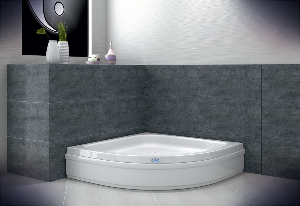 Oval Shower Boats
